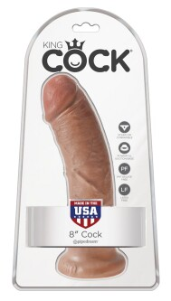 "8"" Cock 532746 4"