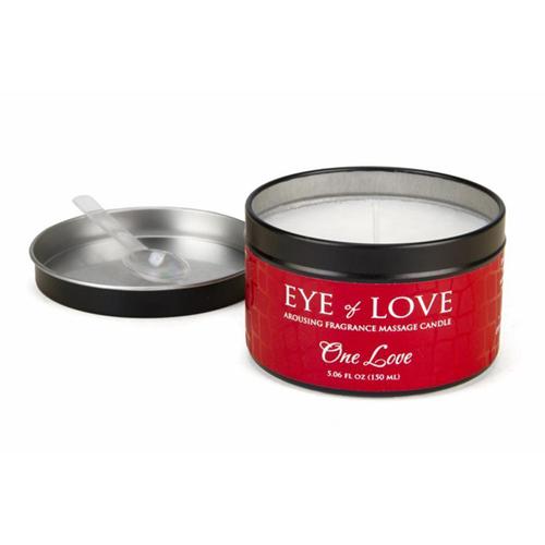 Pheromone massage candle EOL-CM-06