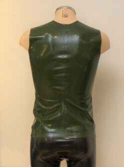 Latex Shirt L003 army 2