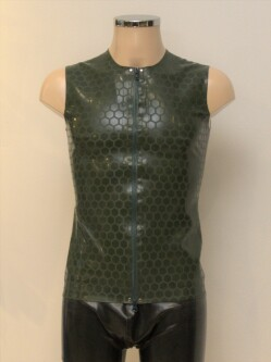 Latex Shirt L003 army