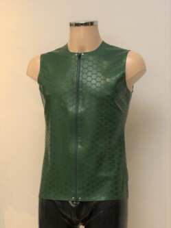 Latex Shirt L003 groen