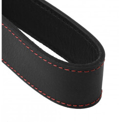 Looped leather slapper AD939 2
