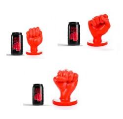 All Red Fist Plug ABR92