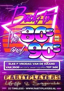 Back to the 80's and 90's Lelystad