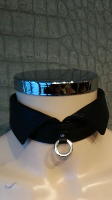 Leren Kraagje Collar02 Collar02