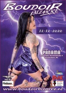 Boudoir Bizarre Panama-Amsterdam 1