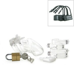 CB-6000S Chastity Cage 563604 2