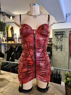 Babydoll Red Snake 0-12093