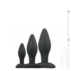 Rocket Plug Set ET196BLK