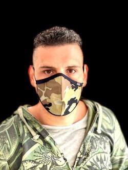 Mondmasker Camouflage 14-MK SOFT