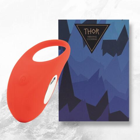 Thor Vibrerende Cockring E27897