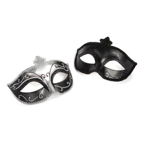 Masquerade Twin Masks E25189