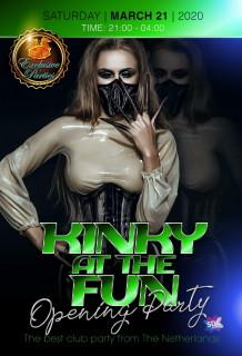 Kinky at the Fun Fun4Two-Moordrecht