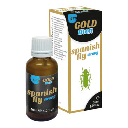 Spanish Fly Gold Men 251201