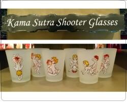Kamasutra Shot Glasses Bram-24542