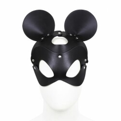 Black Mouse Mask OPR-321025