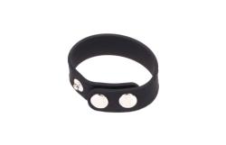 Silicone Tri-Button Ring 22mm OPR-2050007