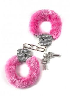 Crystal Handcuffs Pink 1011-03 1