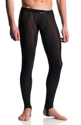 Strapped leggings 2-06188zwart