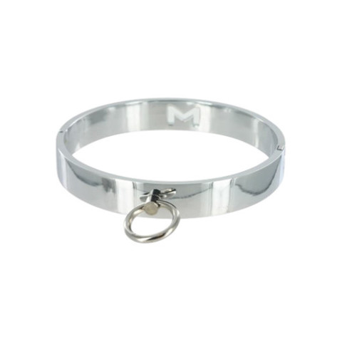 Chrome slave Collar ab812-ml