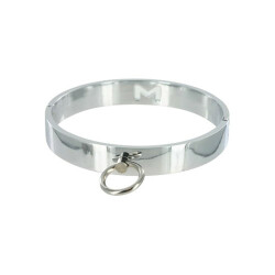 Chrome slave Collar ab812-ml 1