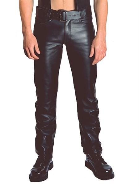 Leren jeans mb103031