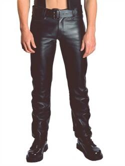 Leren jeans mb103031 1