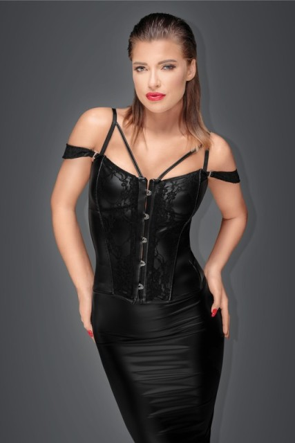 Powerwetlook Bustier F159