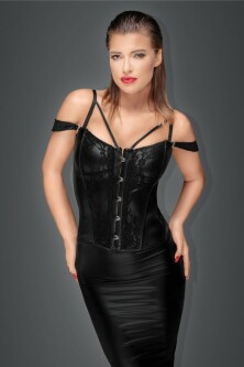 Powerwetlook Bustier F159 1