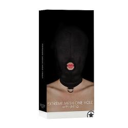 Mesh Face Mask OU173BLK 2