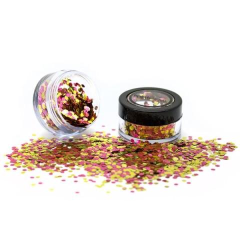 BioDegradable Chunky Glitter Rose Gold BGM113
