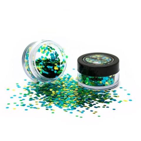 BioDegradable Chunky Glitter Sea Horse BGM111