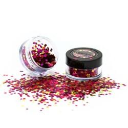 BioDegradable Chunky Glitter Sea Urchin BGM110