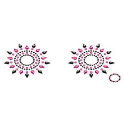 Gloria Zwart-Roze E24842