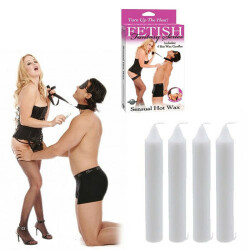 Sensual Hot Wax Candles PD2109-00