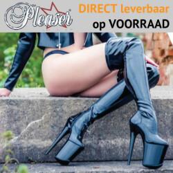 Pleaser fetish laarzen en pumps schoenen-echte-winkel