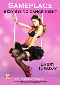 Sexy Swing Dance Night amsterdam 1