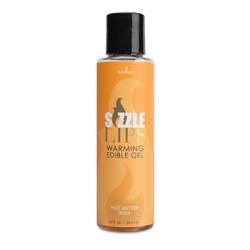 Verwarmende Massage Gel Hot Butter Rum E27474