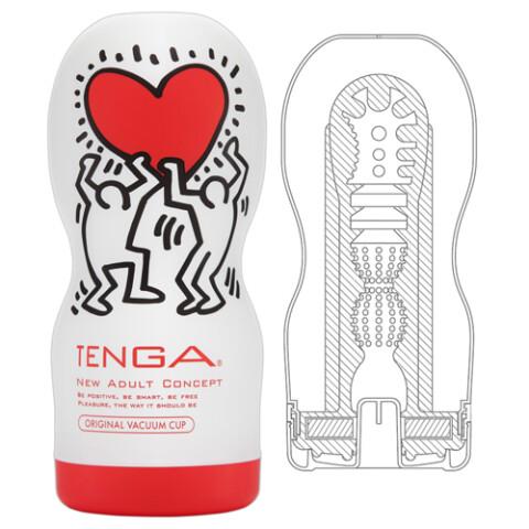 "Tenga ""Keith Haring""Cup 05115228"