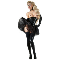 Latex corset 2900076 2