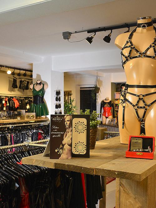 Onze winkel in Beverwijk